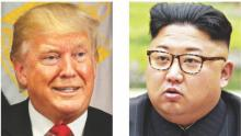 Trump says N Korea's Kim insulted him by calling him 'old'