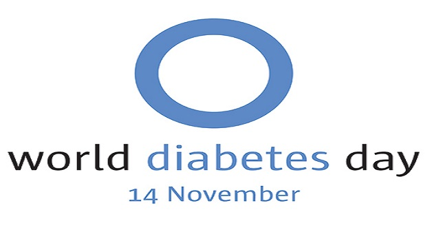 World Diabetes Day Tuesday