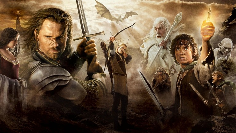 Amazon to produce 'Lord of the Rings' television series