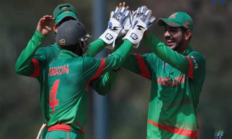 Bangladesh move semi-final in style in U-19 Asia Cup