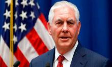 Myanmar sanctions won't solve Rohingya crisis at this time: Tillerson