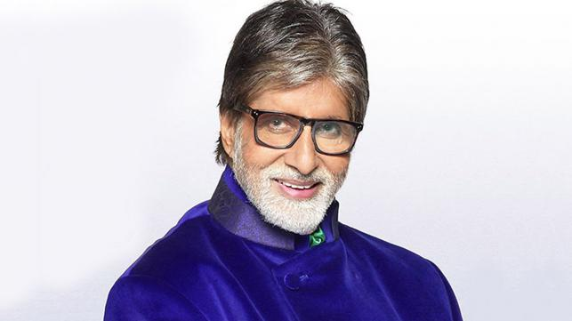 IFFI personality of the year award for Amitabh Bachchan