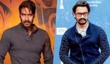 Aamir vs Ajay: Ishq co-stars to clash on Diwali 2018?