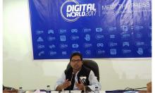 Digital World-2017 to begin Dec 6