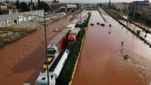 Flash floods kill at least 15 in Greece