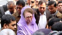 Khaleda places self-defense statement for fifth day