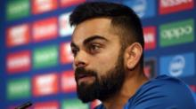 'Give me a break - I'm not a cricket robot, says Kohli