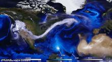 NASA animation reveals Earth's atmosphere