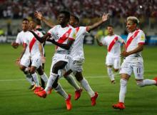 Peru overcome New Zealand to reach World Cup finals
