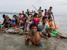 UNHCR voices concern over Rohingyas' desperate attempts to flee Myanmar