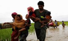 China proposed three-phase plan for Rohingya issue
