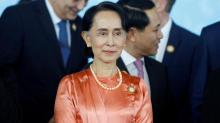 Suu Kyi hopes to strike deal with Bangladesh this week on Rohingya repatriation