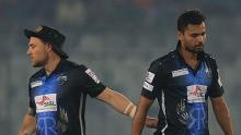 Rangpur Riders fine for slow over rate