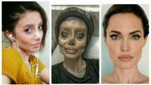 Jolie super-fan has 50 surgeries to look like her
