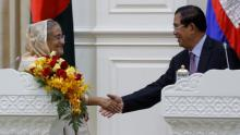 Dhaka seeks Phnom Penh's support for