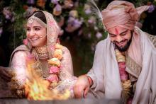 Kohli, Sharma marry in Italy: statement