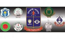 Admission test result of DU affiliated 7 colleges published