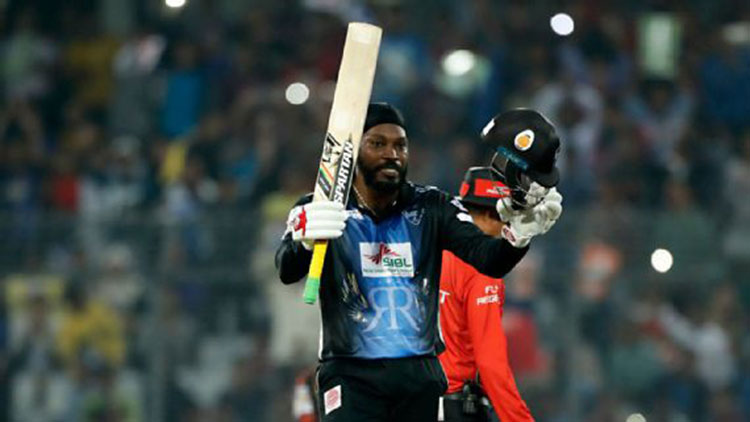 Rangpur set 207-run winning target for Dhaka in BPL final