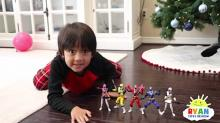 6-year-old made $11m reviewing toys on You Tube