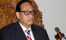 Ershad pays respect to martyred intellectuals
