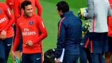 Neymar jersey stolen from Emery's home