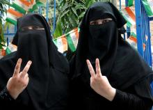 Indian govt approves draft law banning instant triple talaq