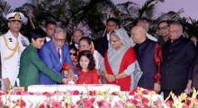 President hosts Victory Day reception at Bangabhaban