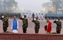President, PM pay tributes to war martyrs