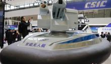 China develops world's fastest unmanned boat