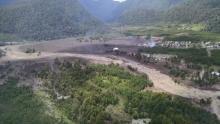 Chile mudslide kills 5