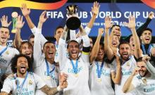 Real retain Club World Cup