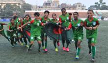 Bangladesh eves dump Nepal 6-0