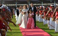 50 Chinese couples marry in Sri Lanka
