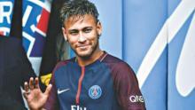 Neymar won't watch El Clasico