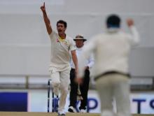 Starc out, Bird in for Boxing Day Test