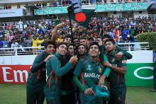 U-19 cricketers leave for World Cup