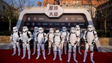 'The Last Jedi' tops US Christmas box office