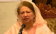 Warrant issued against Khaleda in Comilla