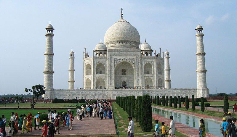 Taj Mahal to see daily visitors capped at 40,000
