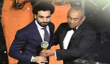 Mohamed Salah wins African Player of the Year