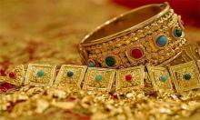 Gold prices up again
