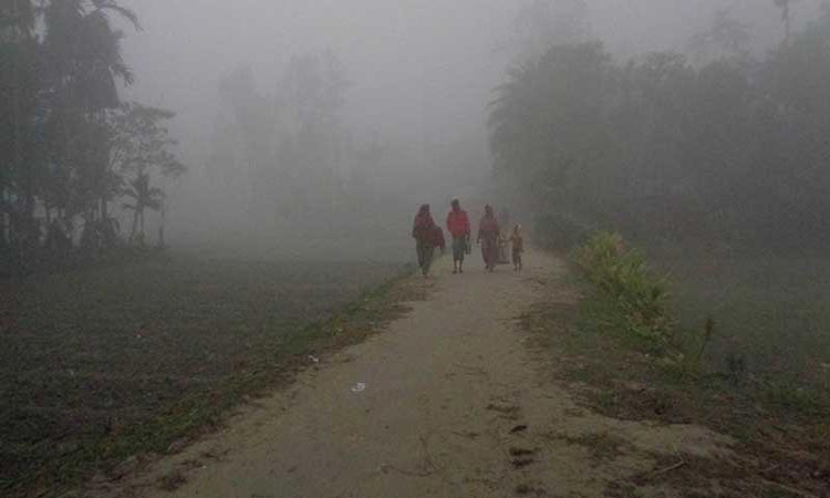 Cold wave may continue over country