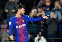Messi masterclass puts Celta to the sword