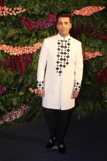 Karan Johar opens up through 'An Unsuitable Boy'