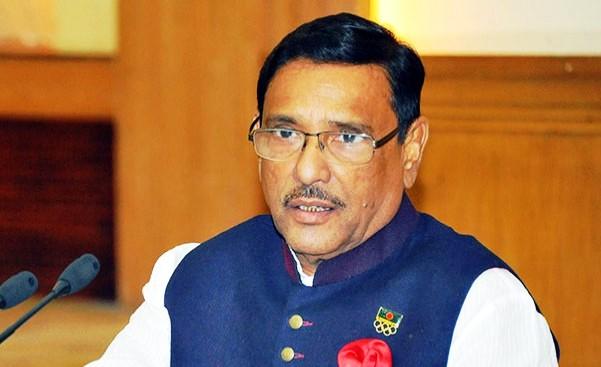 Exposing of Zia family's corruption burns BNP: Quader