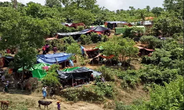 3 minor among 4 Rohingyas killed in Cox's Bazar fire