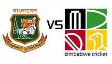 Tiger face Zimbabwe in tri-series opener