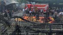 At least 8 killed, dozens hurt in fire, stampede in Portugal