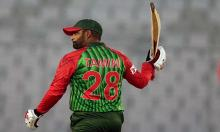 Shakib, Tamim secure Tigers' emphatic victory in 1st ODI