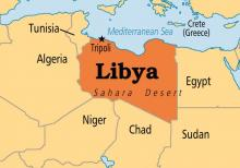 Attack kills 20 in Libya airport